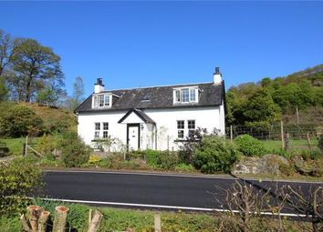 Thumbnail 3 bed detached house for sale in Barandachoid Cottage, Strathlachlan, Cairndow, Argyll