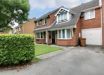 Thumbnail 3 bed terraced house for sale in St. Marys Close, Elloughton, Brough, East Yorkshire