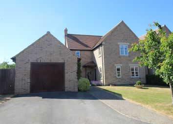 Thumbnail 3 bed semi-detached house for sale in Old Manor Gardens, Wymondham, Melton Mowbray
