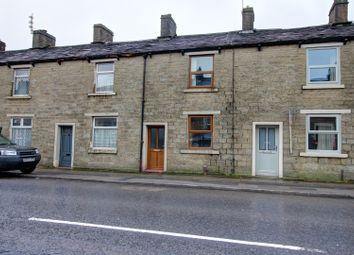 Thumbnail 2 bed terraced house for sale in Blackburn Road, Haslingden, Rossendale, Lancashire