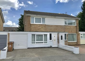 Thumbnail 3 bed semi-detached house for sale in Kennet Way, Melton Mowbray