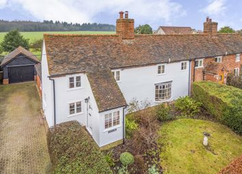 Thumbnail 3 bed cottage for sale in Assington, Sudbury, Suffolk
