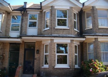 Thumbnail 3 bed semi-detached house to rent in Southbourne Road, Southbourne, Bournemouth