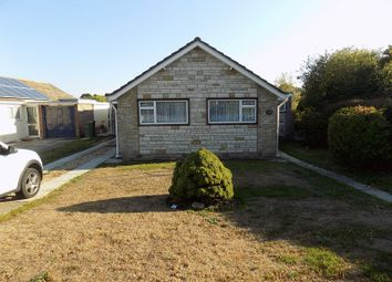 Thumbnail 3 bed detached bungalow to rent in Chafeys Avenue, Weymouth, Dorset