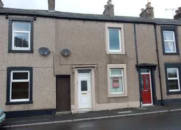 Thumbnail 2 bed terraced house for sale in 37 Hall Park View, Workington, Cumbria