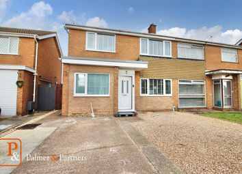 3 bed semi-detached house for sale in Ramsgate Drive, Ipswich IP3