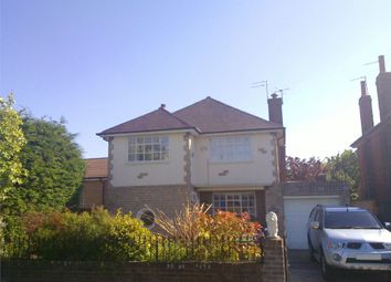 Thumbnail 3 bed detached house for sale in Grizedale Road, Blackpool, Lancashire