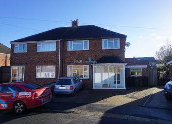 Thumbnail 3 bed semi-detached house to rent in Kirkstone Drive, Durham