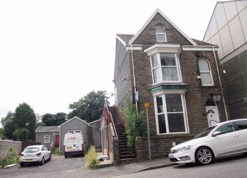 Thumbnail 4 bed flat for sale in Crown Street, Morriston, Swansea, Abertawe