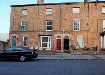 Thumbnail 4 bed town house for sale in Victoria Street, Taunton