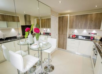 "Thumbnail 3 bed semi-detached house for sale in ""Barwick"" at Armitage Road, Rugeley"