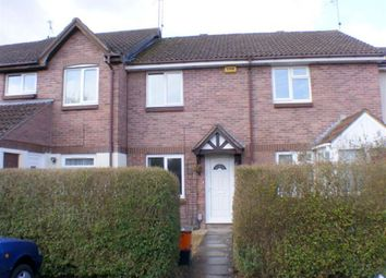 Thumbnail 2 bed terraced house to rent in Danestone Close, Middleleaze, Swindon