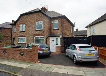 Thumbnail 3 bed semi-detached house for sale in Vaux Crescent, Bootle