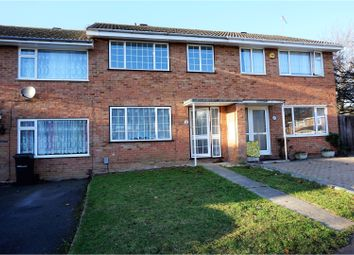 Thumbnail 3 bed terraced house for sale in Bargrove Road, Maidstone