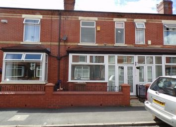 Thumbnail 3 bed terraced house to rent in Haddon Street, Salford