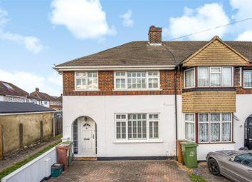 Ash Close, Carshalton, Surrey SM5. 3 bed end terrace house for sale