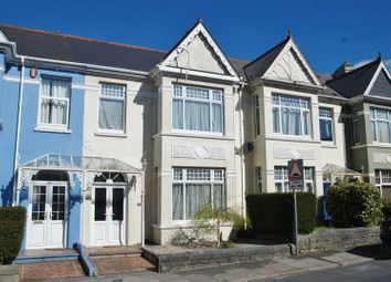 Thumbnail 3 bed terraced house to rent in Short Park Road, Peverell, Plymouth