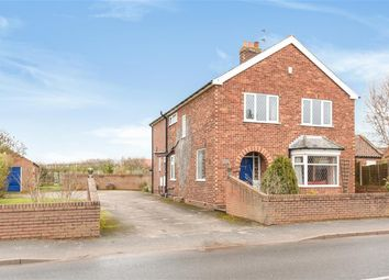 Thumbnail 4 bed detached house for sale in High Street, Holme-On-Spalding-Moor, York