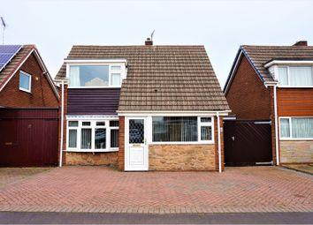 Thumbnail 2 bed detached house for sale in Jordan Avenue, Stretton, Burton-On-Trent