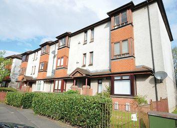 Thumbnail 1 bedroom flat for sale in Elmvale Row, Glasgow