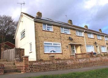 Thumbnail 3 bed semi-detached house for sale in St. David's Avenue, Aycliffe, Dover, Kent