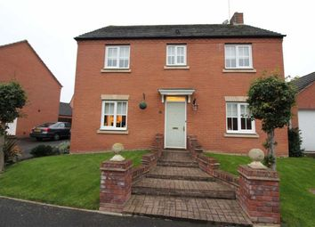 Thumbnail 4 bed detached house for sale in Ten Shilling Drive, Westwood Heath, Coventry