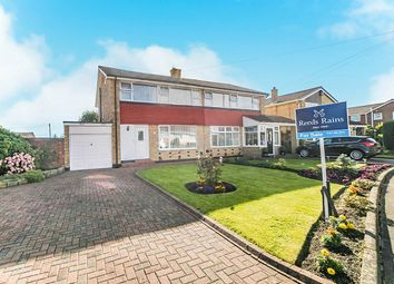 Thumbnail 3 bed semi-detached house for sale in Meacham Way, Whickham, Newcastle Upon Tyne