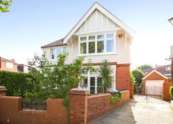 Thumbnail 4 bed detached house for sale in Burton Villas, Hove, East Sussex