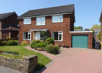 Thumbnail 4 bed detached house for sale in Whiterails Drive, Ormskirk