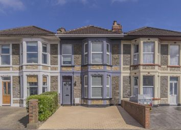 Thumbnail 3 bed terraced house for sale in Chester Park Road, Fishponds, Bristol