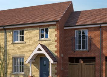 Thumbnail 3 bed link-detached house for sale in Merton Road, Ambrosden