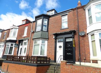 Thumbnail 5 bedroom maisonette for sale in Stanhope Road, South Shields