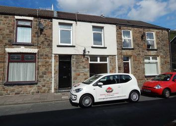 Thumbnail 3 bedroom terraced house to rent in Prospect Place, Treorchy