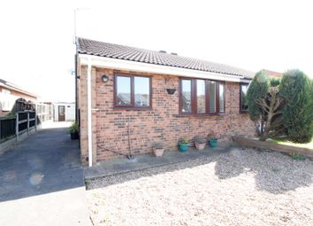 Thumbnail 2 bed semi-detached bungalow to rent in Redland Crescent, Kinsley, Pontefract