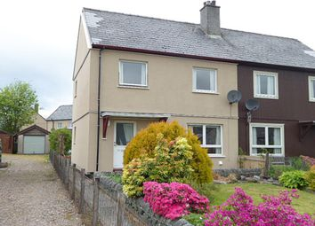 Thumbnail 3 bedroom semi-detached house for sale in Glendessary Street, Caol, Fort William