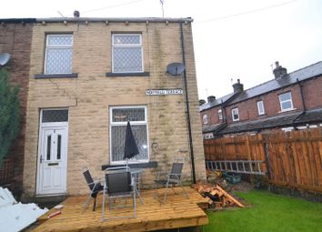 Thumbnail 2 bed end terrace house for sale in Mayfield Terrace, Marsh, Cleckheaton