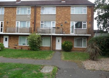 Thumbnail 2 bed maisonette for sale in Coleridge Crescent, Colnbrook, Slough