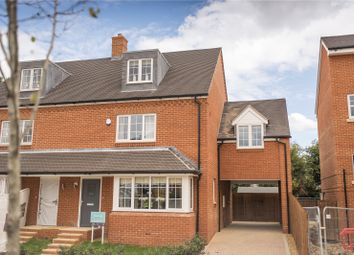 Thumbnail 3 bed semi-detached house for sale in Trinity Mews, Springbank Road, Lane End, Buckinghamshire
