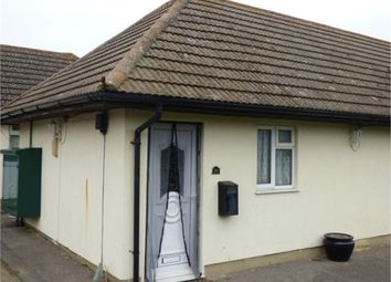 Thumbnail Terraced bungalow for sale in Brookside, Minster On Sea, Minster, Kent
