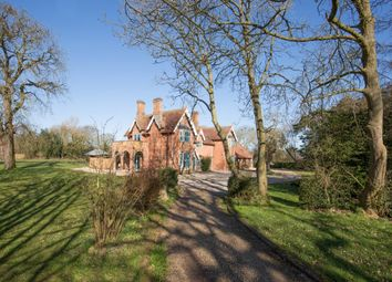 Thumbnail 6 bed detached house for sale in Guestwick, Dereham