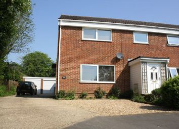 3 bed end terrace house for sale in Langton Road, Bishops Waltham, Southampton SO32