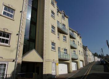 Thumbnail 1 bed flat to rent in Barley Market Street, Tavistock