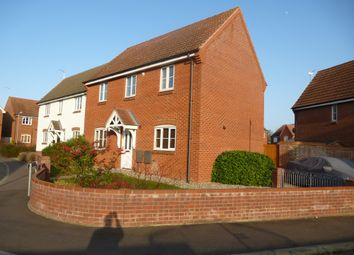 Thumbnail 3 bedroom detached house to rent in Banting Close, Gorleston, Great Yarmouth