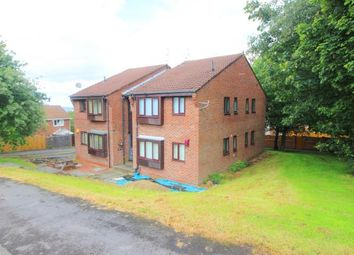 Thumbnail 1 bed flat for sale in Celandine Way, Gateshead, Tyne And Wear