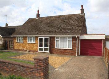 Thumbnail 3 bed bungalow for sale in Peterborough Road, Farcet, Peterborough