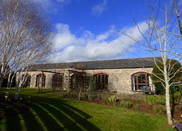 Thumbnail 3 bed barn conversion to rent in Llanvaches, Caldicot