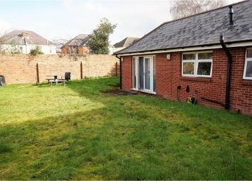 Thumbnail 2 bed bungalow for sale in 69 Lowther Road, Bournemouth