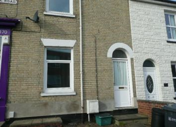 Thumbnail 1 bed flat to rent in 61B Havelock Road, Norwich, Norfolk