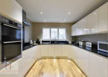 Thumbnail 4 bedroom link-detached house for sale in Penshurst Road, Potters Bar