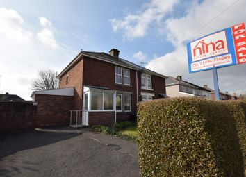 Thumbnail 2 bed semi-detached house for sale in West Walk, Barry